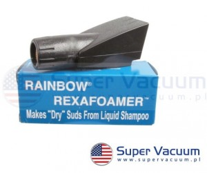 Rainbow  adapter Rexafoamer do prania tapicerki